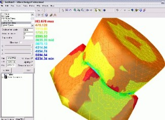 Accurate Affordable FEA software Engineering Analysis